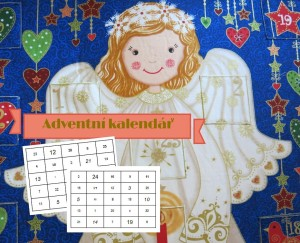 Adventní kalendár